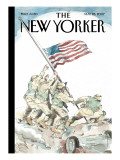 The New Yorker Cover - May 28, 2007 Regular Giclee Print by Barry Blitt