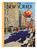 The New Yorker Cover - November 29, 1952 Premium Giclee Print by Arthur Getz