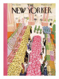 The New Yorker Cover - March 19, 1932 Regular Giclee Print by Madeline S. Pereny