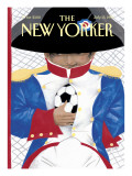 The New Yorker Cover - July 13, 1998 Premium Giclee Print by Ana Juan