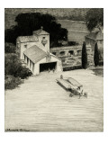 House & Garden - October 1929 Regular Giclee Print by Chester B. Price