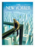 The New Yorker Cover - May 18, 2009 Premium Giclee Print by Eric Drooker