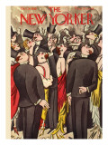 The New Yorker Cover - October 18, 1930 Regular Giclee Print by Julian de Miskey