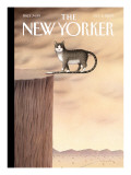 The New Yorker Cover - October 5, 2009 Regular Giclee Print by Gürbüz Dogan Eksioglu
