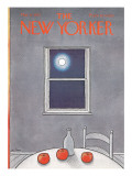 The New Yorker Cover - March 11, 1972 Premium Giclee Print by Pierre LeTan