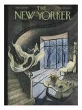 The New Yorker Cover - January 22, 1949 Premium Giclee Print by Mary Petty