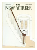 The New Yorker Cover - March 21, 1977 Premium Giclee Print by Gretchen Dow Simpson
