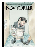 The New Yorker Cover - October 8, 2007 Premium Giclee Print by Barry Blitt