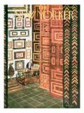 The New Yorker Cover - April 6, 1963 Premium Giclee Print by Anatol Kovarsky
