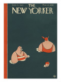 The New Yorker Cover - June 27, 1925 Premium Giclee Print by Julian de Miskey