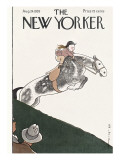 The New Yorker Cover - August 24, 1935 Premium Giclee Print by Rea Irvin