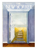 The New Yorker Cover - July 11, 1970 Regular Giclee Print by Ilonka Karasz