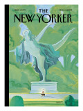 The New Yorker Cover - May 4, 2009 Regular Giclee Print by Jean-Jacques Sempé