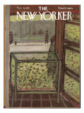 The New Yorker Cover - November 15, 1952 Premium Giclee Print by Abe Birnbaum