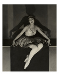 Vanity Fair - September 1923 Regular Photographic Print by Edward Steichen