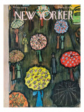 The New Yorker Cover - March 17, 1962 Premium Giclee Print by Abe Birnbaum