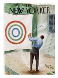 The New Yorker Cover - March 12, 1960 Regular Giclee Print by Constantin Alajalov