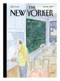 The New Yorker Cover - May 21, 2007 Regular Giclee Print by Jean-Jacques Sempé