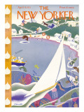 The New Yorker Cover - April 4, 1931 Premium Giclee Print by Theodore G. Haupt
