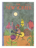 The New Yorker Cover - July 29, 1972 Premium Giclee Print by William Steig