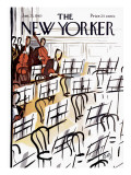 The New Yorker Cover - January 23, 1965 Regular Giclee Print by Arthur Getz