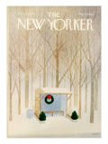 The New Yorker Cover - December 10, 1979 Regular Giclee Print by Charles E. Martin