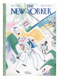 The New Yorker Cover - March 4, 1939 Regular Giclee Print by Rea Irvin