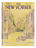 The New Yorker Cover - June 7, 1982 Premium Giclee Print by Eugène Mihaesco
