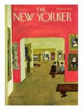 The New Yorker Cover - November 21, 1970 Regular Giclee Print by Laura Jean Allen