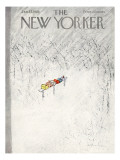 The New Yorker Cover - January 22, 1955 Premium Giclee Print by Abe Birnbaum