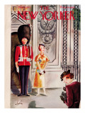 The New Yorker Cover - May 15, 1937 Premium Giclee Print by Constantin Alajalov