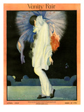 Vanity Fair Cover - April 1918 Regular Giclee Print by Rita Senger
