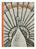 The New Yorker Cover - November 26, 1960 Premium Giclee Print by Abe Birnbaum