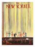 The New Yorker Cover - September 25, 1948 Regular Giclee Print by Roger Duvoisin