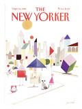 The New Yorker Cover - September 14, 1981 Regular Giclee Print by Paul Degen