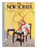The New Yorker Cover - September 12, 1931 Regular Giclee Print by Helen E. Hokinson