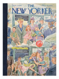 The New Yorker Cover - September 7, 1940 Regular Giclee Print by Perry Barlow
