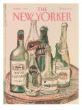 The New Yorker Cover - April 1, 1985 Regular Giclee Print by Andre Francois
