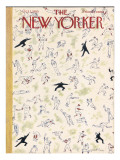 The New Yorker Cover - October 1, 1955 Premium Giclee Print by Garrett Price