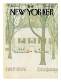 The New Yorker Cover - January 8, 1979 Premium Giclee Print by Charles E. Martin