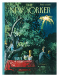 The New Yorker Cover - July 2, 1960 Premium Giclee Print by Arthur Getz