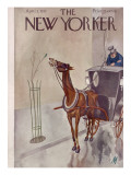 The New Yorker Cover - April 2, 1932 Premium Giclee Print by Julian de Miskey