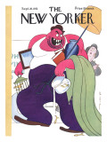 The New Yorker Cover - September 26, 1931 Regular Giclee Print by Rea Irvin