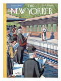 The New Yorker Cover - September 12, 1942 Premium Giclee Print by Peter Arno