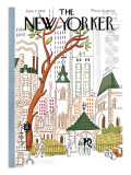 The New Yorker Cover - June 2, 1934 Regular Giclee Print by Harry Brown