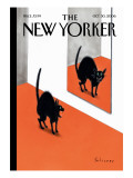 The New Yorker Cover - October 30, 2006 Regular Giclee Print by Ian Falconer
