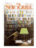 The New Yorker Cover - March 3, 1973 Premium Giclee Print by Arthur Getz
