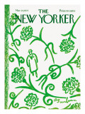 The New Yorker Cover - March 20, 1971 Premium Giclee Print by Abe Birnbaum