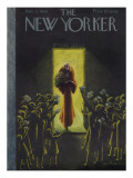 The New Yorker Cover - November 11, 1944 Regular Giclee Print by Christina Malman