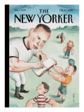 The New Yorker Cover - February 23, 2009 Regular Giclee Print by Barry Blitt